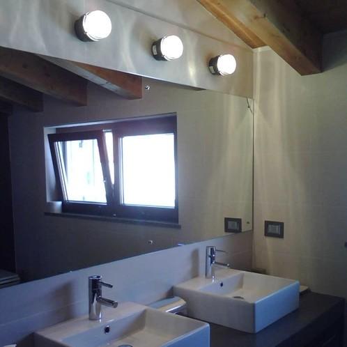 Oluce - Fresnel Wand/Deckenleuchte