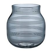 Kähler - Omaggio Glass Vase H 17cm