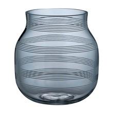 Kähler - Vase en verre Omaggio H 17cm