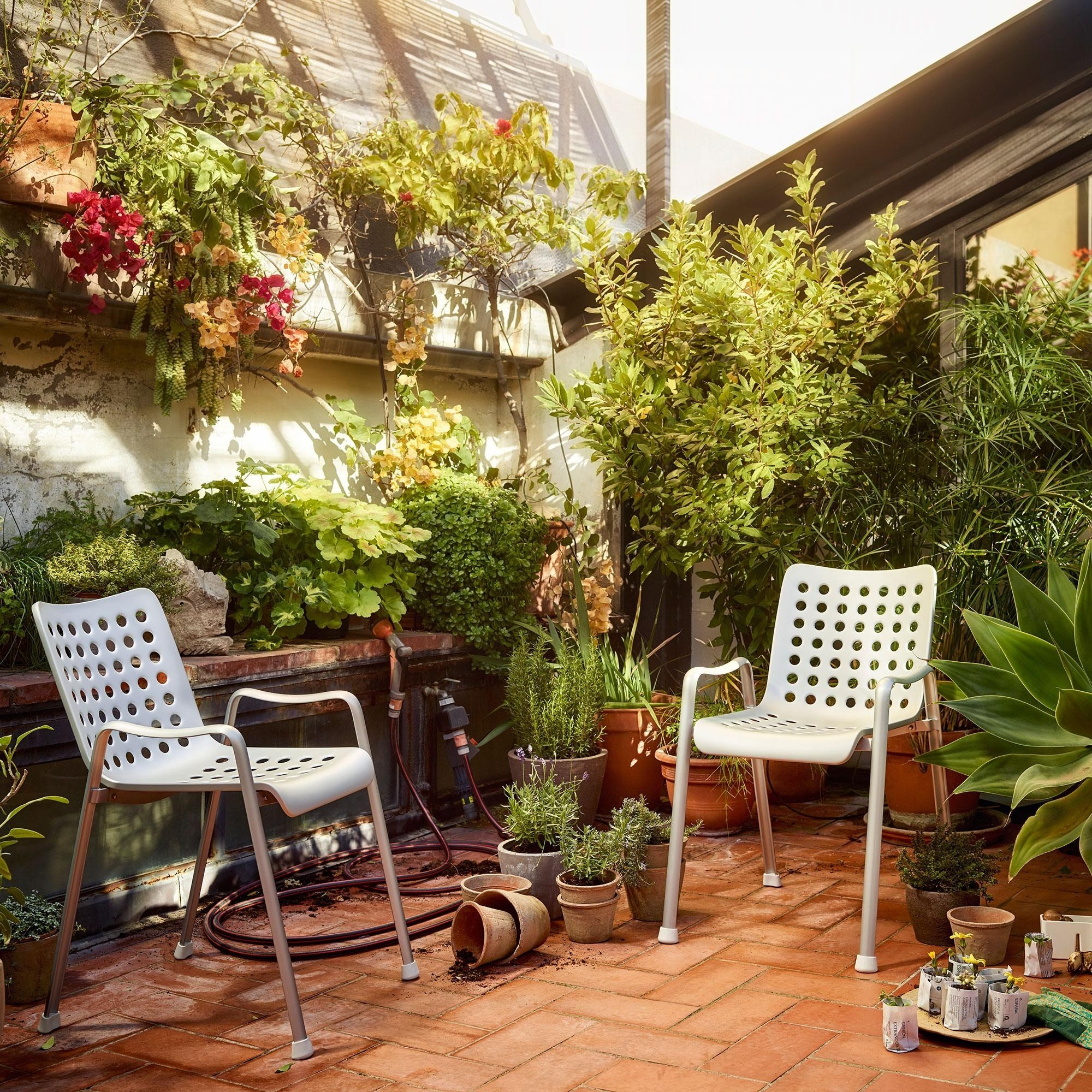 Vitra Chaise De Jardin Landi Ambientedirect