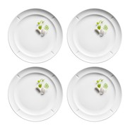 Rosendahl Design - Set de 4 assiettes Grand Cru Soft Ø23cm