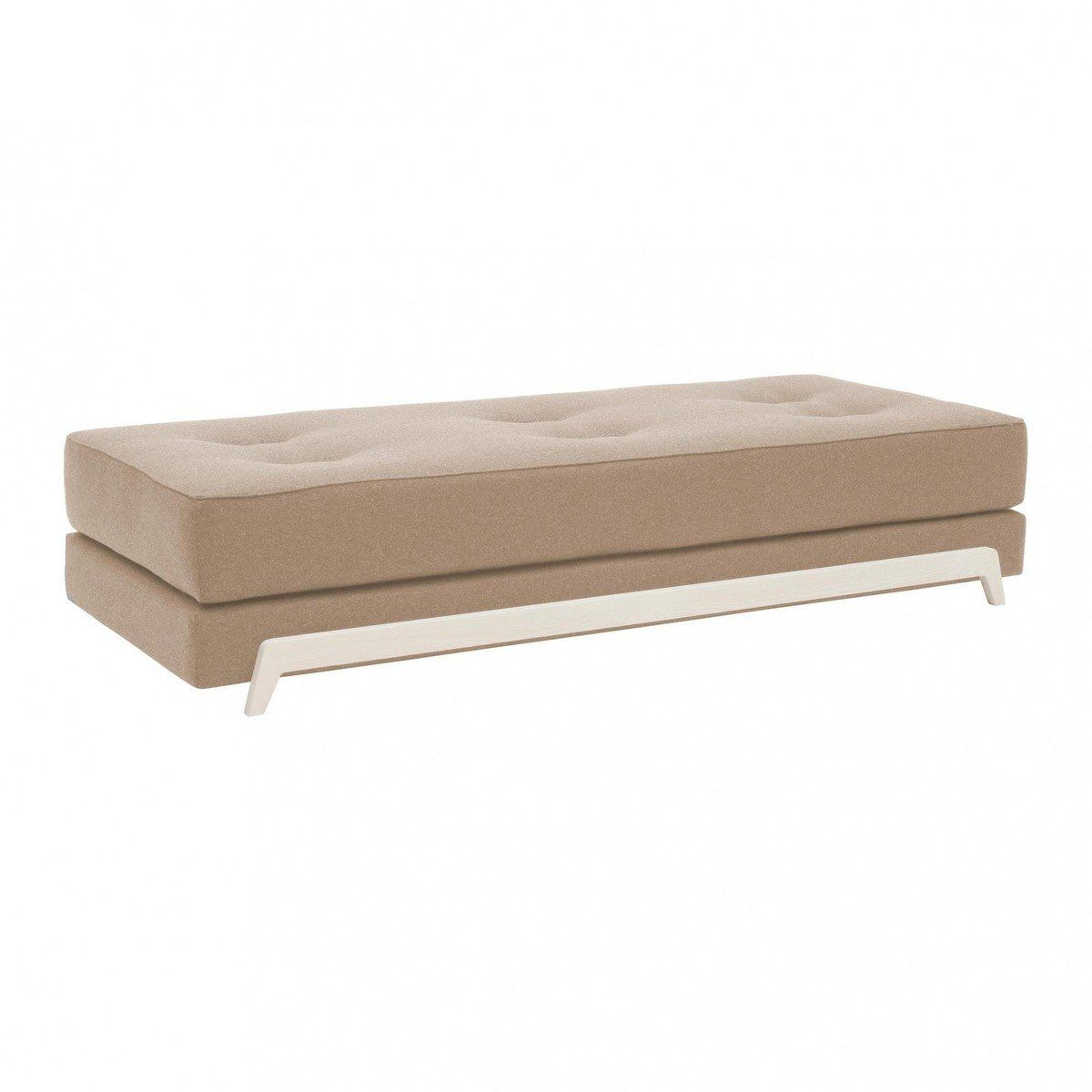 Frame sof cama colch n de espuma fr a softline for Sofa cama individual espuma