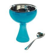 Alessi - Big Love Ice Cream Bowl with Spoon