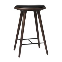 Mater - High Stool Beech Base H 69cm