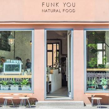 2 Cafe FunkYou
