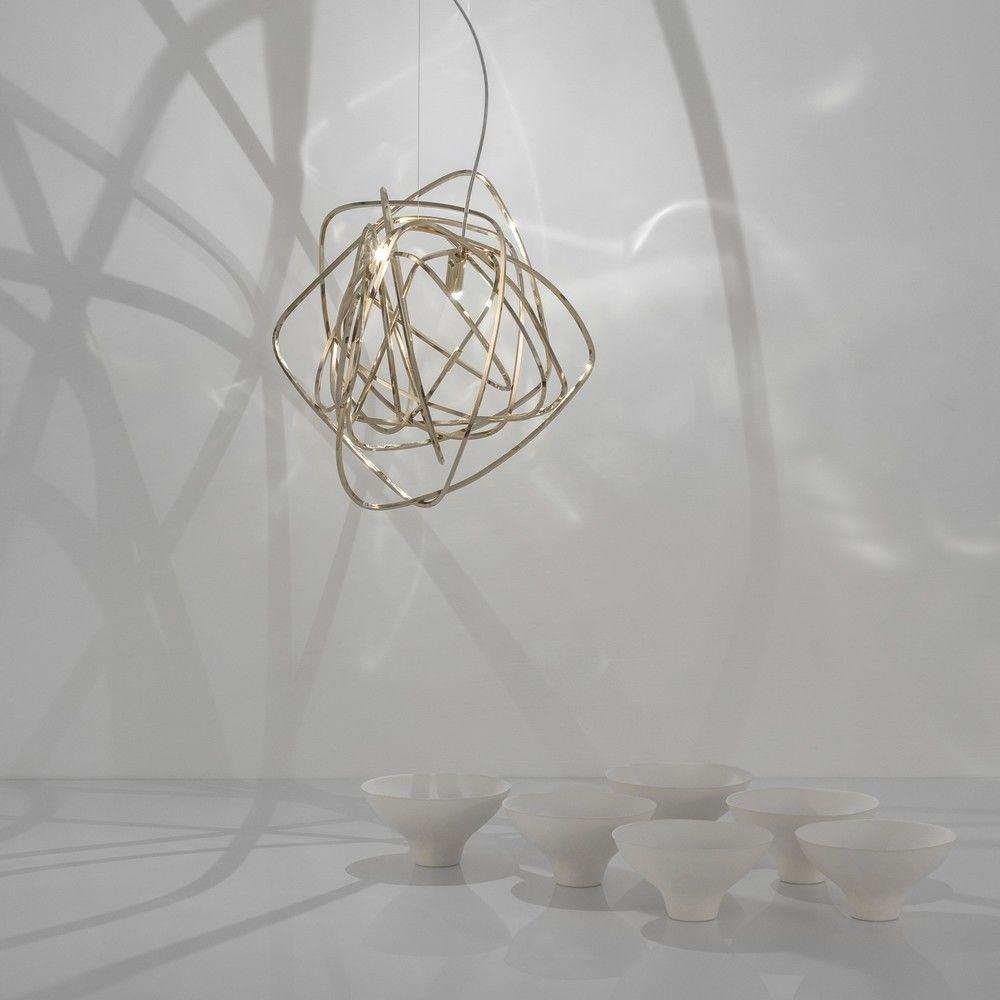 Doodle LED-Pendelleuchte | Terzani | AmbienteDirect.com