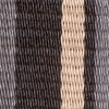 Weishäupl - Chill Hocker Medium - grau gestreift/BxTxH: 80x40x40cm