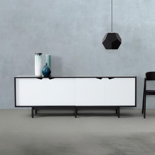 Andersen Furniture - Andersen Furniture S1 Sideboard Türen weiß