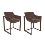 Vondom - Wall Street Armchair 2 Piece Set