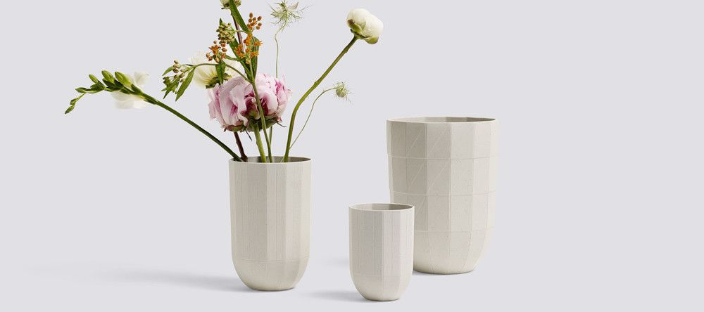 HAY Paper-Porcelain-Vase