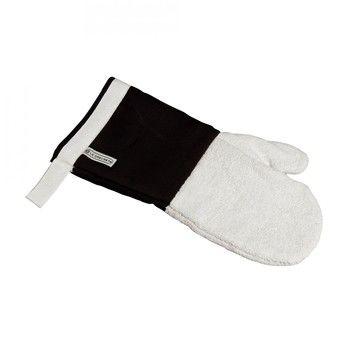 - Le Creuset Ofenhandschuh - schwarz/35x18cm