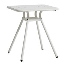 Woud - Table de jardin carré Ray