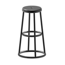 Zeus - Industrial Bar Stool 64cm