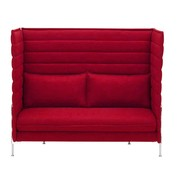 Vitra - Alcove Highback 2-Seater Sofa