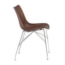 Kartell - P/Wood Stuhl