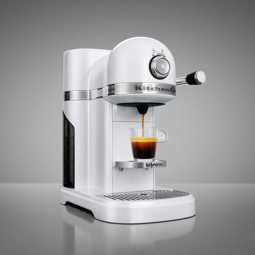 KitchenAid Artisan Nespresso Espresso Maker | KitchenAid ...