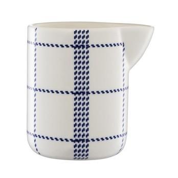 Normann Copenhagen - Mormor Blue Milchkännchen - weiß