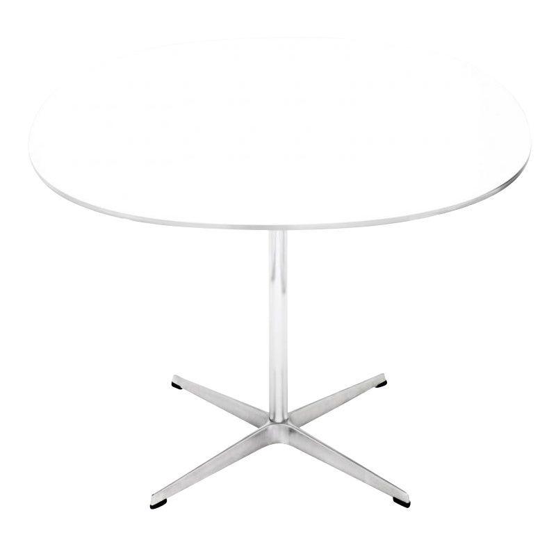 a603 super circular table fritz hansen. Black Bedroom Furniture Sets. Home Design Ideas