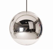 Tom Dixon - Mirror Ball Pendant Suspension Lamp Chrome