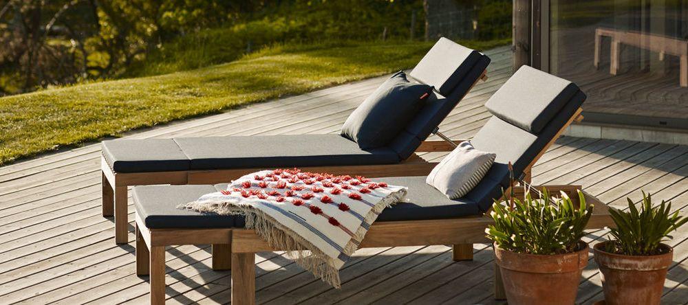 Hersteller Skagerak Riviera Sonnenliege