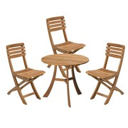 Skagerak - Vendia Garden Set Table With 3 Chairs