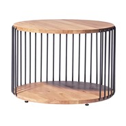 M-LAB - Stitch Side Table Ø60cm