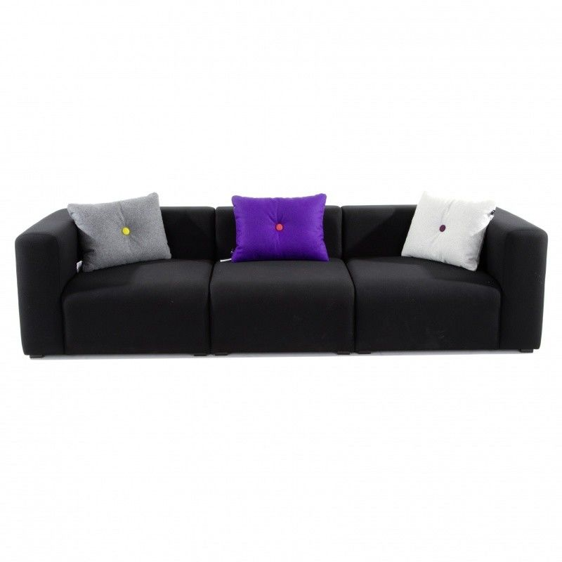 mags 3 seater sofa hay. Black Bedroom Furniture Sets. Home Design Ideas
