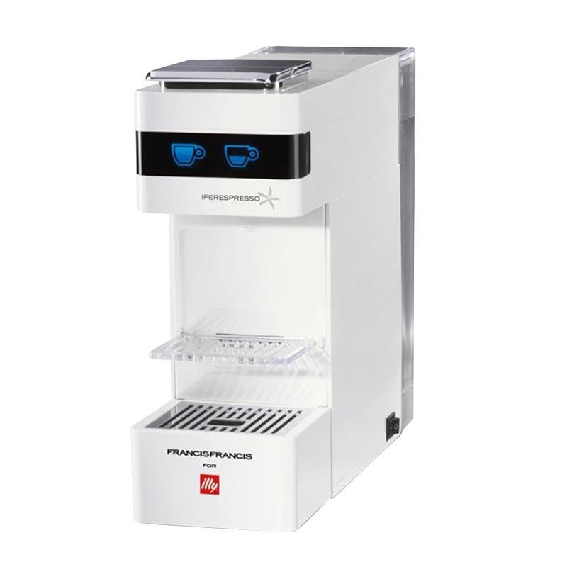 Illy Y3 Kapsel-Espressomaschine | AmbienteDirect