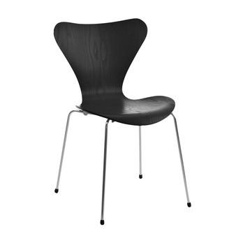Fritz Hansen Serie 7 Stuhl Lasiert 46cm Ambientedirect