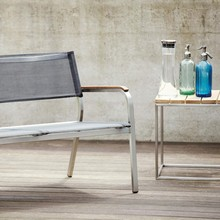 Jan Kurtz - Lux XL Loungebank 3-Sitzer