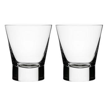 iittala - Aarne Whiskyglas Set 2tlg. - transparent/32cl