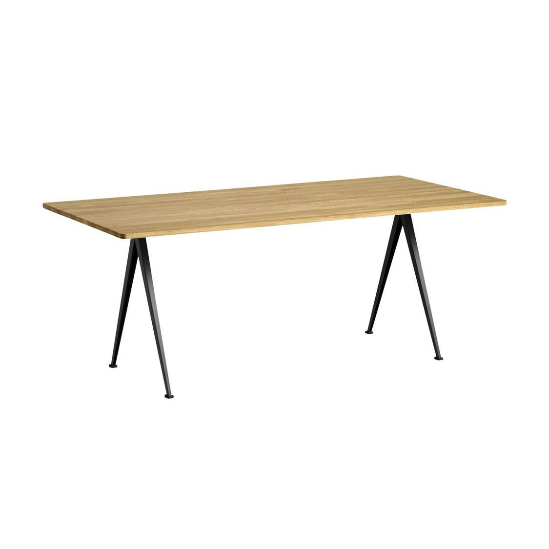 Hay pyramid table 02 table 190x85cm hay for Table th 00 02