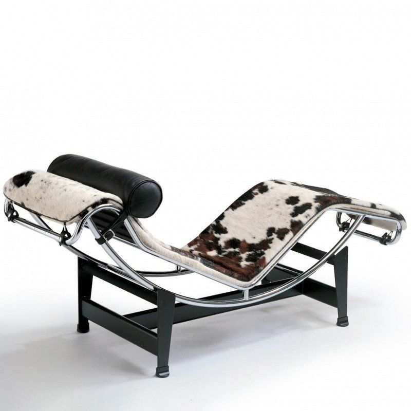 Le Corbusier LC4 - Chaise-longue style lounge | Cina ... on