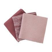 Blomus - Wipe - Set de 3 lavettes