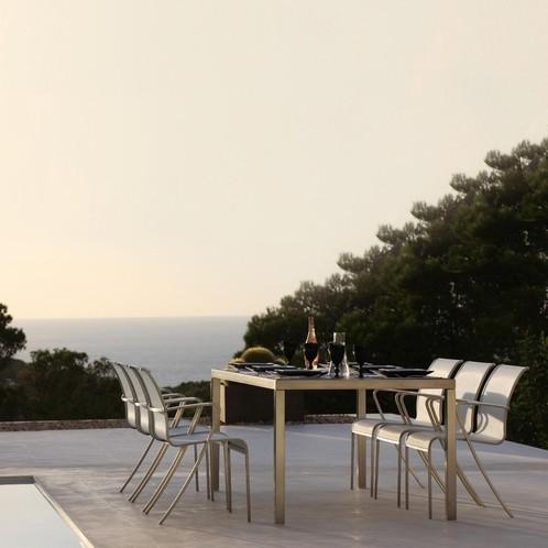 Royal Botania - QT Gartenstuhl mit Armlehnen