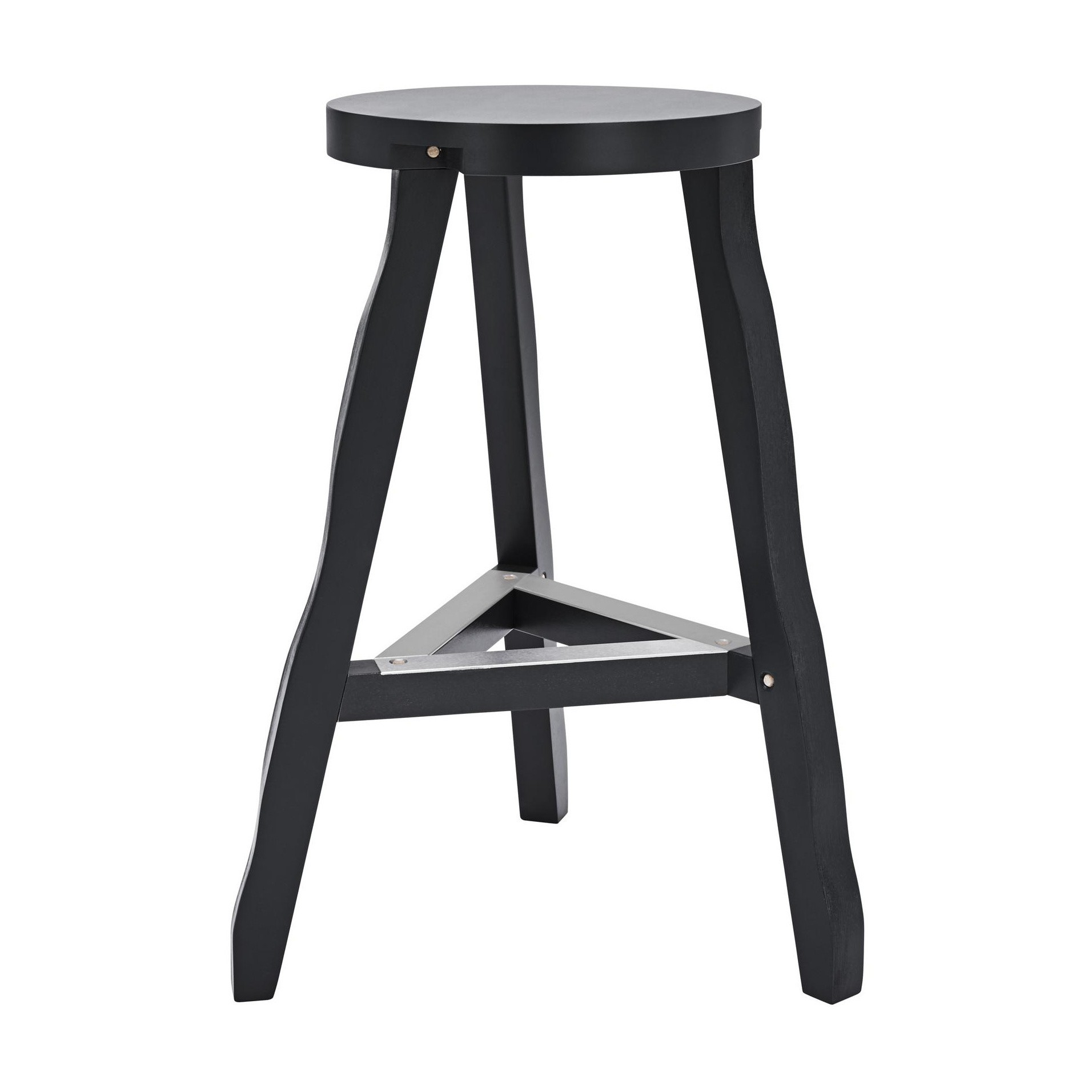 Fine Offcut Barstool 65Cm Gmtry Best Dining Table And Chair Ideas Images Gmtryco