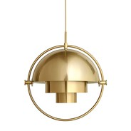 Gubi - Multi-Lite Suspension Lamp Ø25.5cm