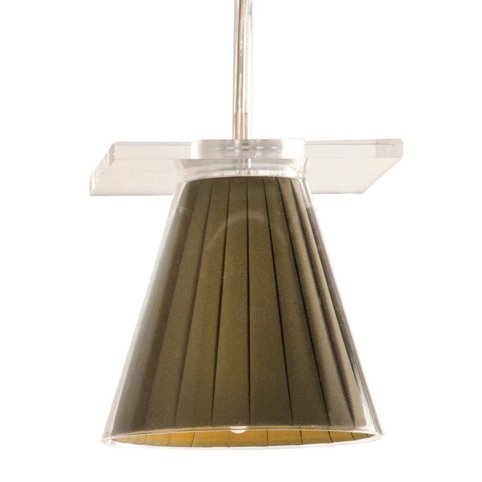 Light-Air - Suspension abat-jour tissu   Kartell   AmbienteDirect.com