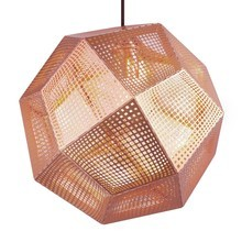 Tom Dixon - Etch Shade - Lámpara de suspensión Ø32cm