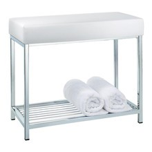 Decor Walther - DW 77 Bench With Shelf