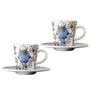 iittala - Taika Set Of 2 Espresso Cups