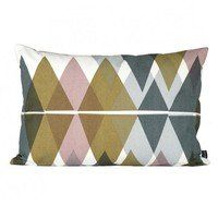 ferm LIVING - Mountain Lake Kissen 60x40cm