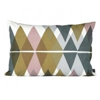 ferm LIVING - Mountain Lake Cushion 60x40cm
