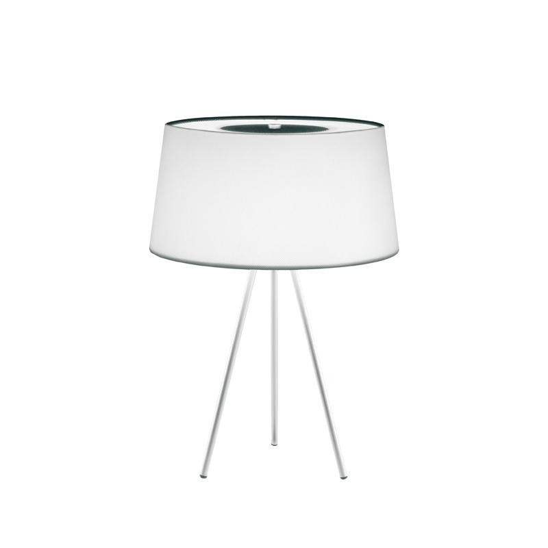 Superieur Kundalini   Tripod Table Lamp   White/matt/frame ...
