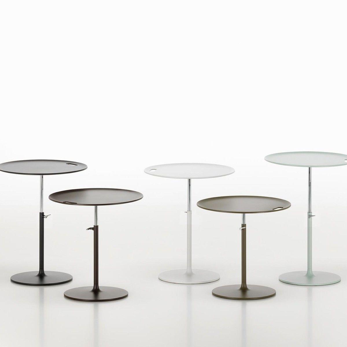 Rise table beistelltisch vitra for Beistelltisch vitra