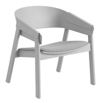 Muuto - Cover Lounge Stuhl gepolstert
