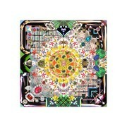 Moooi Carpets - Jewels Garden Carpet 250x250cm