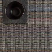Chilewich - Multi Stripe Tischset 36x48cm - juwel/4 Stück