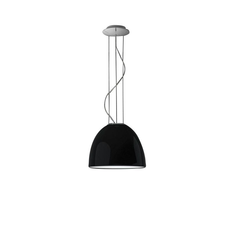 nur mini gloss suspension lamp artemide. Black Bedroom Furniture Sets. Home Design Ideas