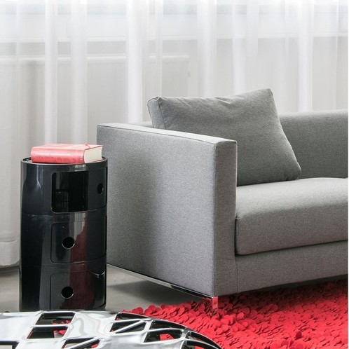 ADWOOD - Cube Sofa 3-Sitzer Couch